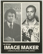 The 1979-80 image maker: a profile of black life in Athens, Georgia