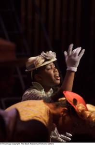 [Performer singing] Hip Hop Broadway: The Musical