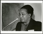 Jeannine Smith Clark Speaks at Conference, June 1986