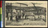 Playground at the mission, China, ca.1920-1940