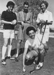 Netter turns golfer