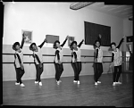 Therrell Smith's Dance Students, June 1964 [cellulose acetate photonegative]