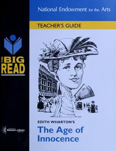 Edith Wharton's The age of innocence: teacher's guide
