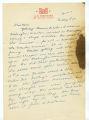 Cooper, Signe Skott. Papers, 1943-1947 (selections)