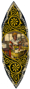 Advertisement for Riggins soap, 1880-1890