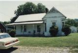 Lynchburg Historic District: Tipps House