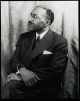 Charles Spurgeon Johnson president of Fisk University