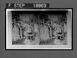 [African American family group.] Active no. 180 stereo interpositive 1897