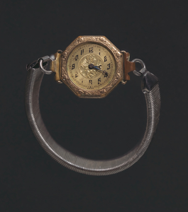 Wrist watch worn by Harriette Moore
