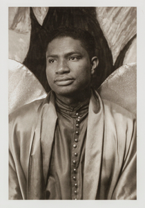 Ossie Davis, from the portfolio 'O, Write My Name': American Portraits, Harlem Heroes