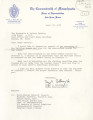 Letters from Royal L. Bolling, Jr., Massachusetts State Representative, and Joseph B. Walsh, Massachusetts State Senator, to Judge W. Arthur Garrity, 1978 April