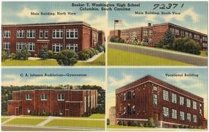 Booker T. Washington High School, Columbia, South Carolina
