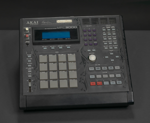 MIDI Production Center 3000 Limited Edition used by J Dilla