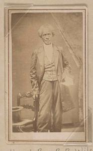 Hon. & Rev. B.R. Wilson of Monrovia, Liberia, died Oct. 9, 1864