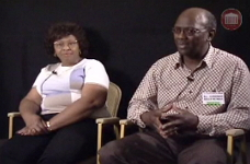 Oral history interview with Krendell Petway Dendy and Reverend Alfonso K. Petway, 2001