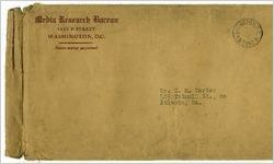 Genealogical Records - Carter Name