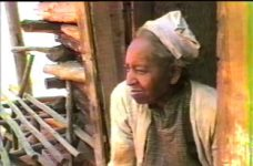 Video of Son Thomas, Hawkins Bolden, and Mary Lou Furcron, 1985