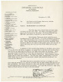 Letter from Ellett Lawrence to All District and County Chairmen, and the Executive Committee