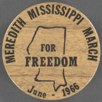 Meredith Mississippi March for Freedom, June 1966