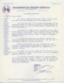 Letter from Ellett Lawrence to Friend