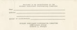 SAVF-Student Nonviolent Coordinating Committee (SNCC) (Social Action vertical file, circa 1930-2002; Archives Main Stacks, Mss 577, Box 48, Folder 7)