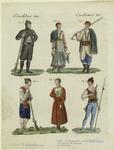 Men And Women In Regional Clothing From Yugoslavia