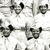 Company 1, 20 Regiment, Third W.A.C. Training Center, Fort Oglethorpe, GA