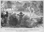 Egyptiens et Rougas, incendiant, traquant les indigènes jusque dans leurs cachettes souterraines