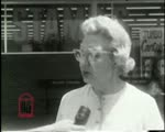 WALB newsfilm clip of reporter Jim Knight interviewing white citizens about their opinion of a proposed civil rights bill in Albany, Georgia, 1964