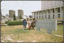 Atlanta, Georgia, 1988: Trinidad Carnival celebration with Gia Gaspard-Taylor and Annette O'Brady