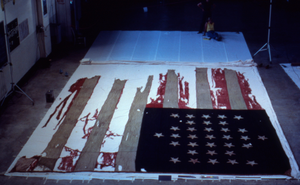 Renovation of flag and museum construction, Fort Sumter, South Carolina