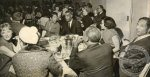 Interracial gathering for Black Enterprise Week, January 24, 1969