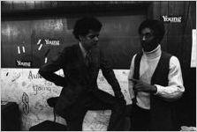 Julian Bond and Ed Moody