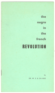 Negro in the French revolution