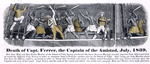 Death of Captain Ferrer, the Captain of the Amistad, July 1839