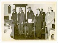 Presentation of MLK Jr. Portrait