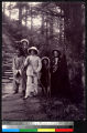 Manly family on vacation, Sichuan, China, ca.1906-1908
