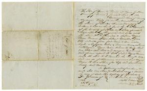[Bill of Sale for A. D. Kennard, November 19, 1857] A. D. Kennard Family Papers, 1842-1884