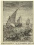 The Slave Dhow Chased By The Brig