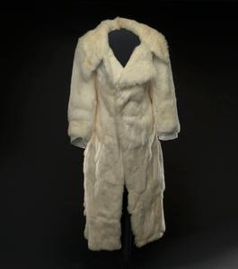 Fur coat worn by Max Julien as Goldie in the film The Mack