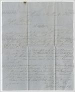 Letter and account sales statement from William W. Allen, Mobile, Alabama, to John Cocke, March 8, 1860