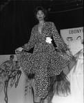 Ebony Fashion Fair Model