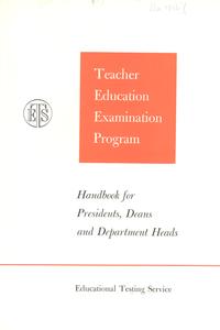 National Teacher Examinations