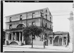 William Scarborough House, 41 West Broad Street, Savannah, Chatham County, GA