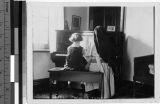 Piano lesson, Hong Kong, China, ca.1927