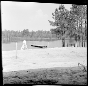 Campbell's Pond, Cheraw State Park, South Carolina