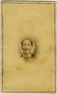 Mrs. Abby Maria Wood, My mother
