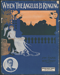 """""""When the Angelus Is Ringing"""" Sheet Music"""