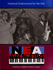NEA jazz masters: America's highest honor in jazz