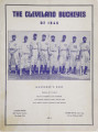 Cleveland Buckeyes of 1945